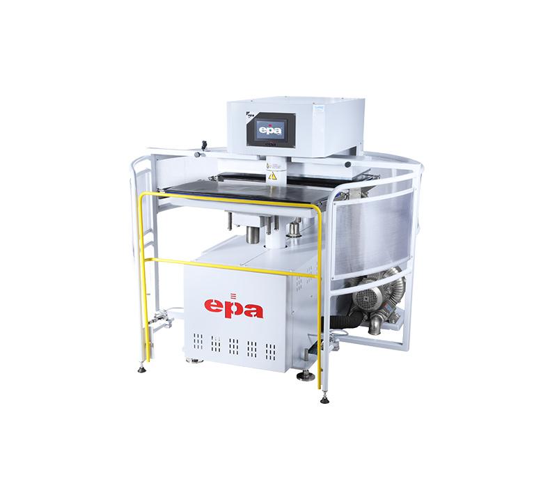 EPA 740 – Front Placket Fusing Press