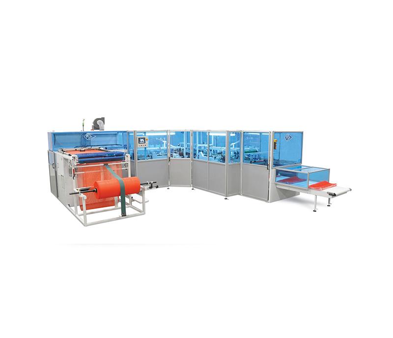 PFS-6895LH Automatic Mesh Bag Unit