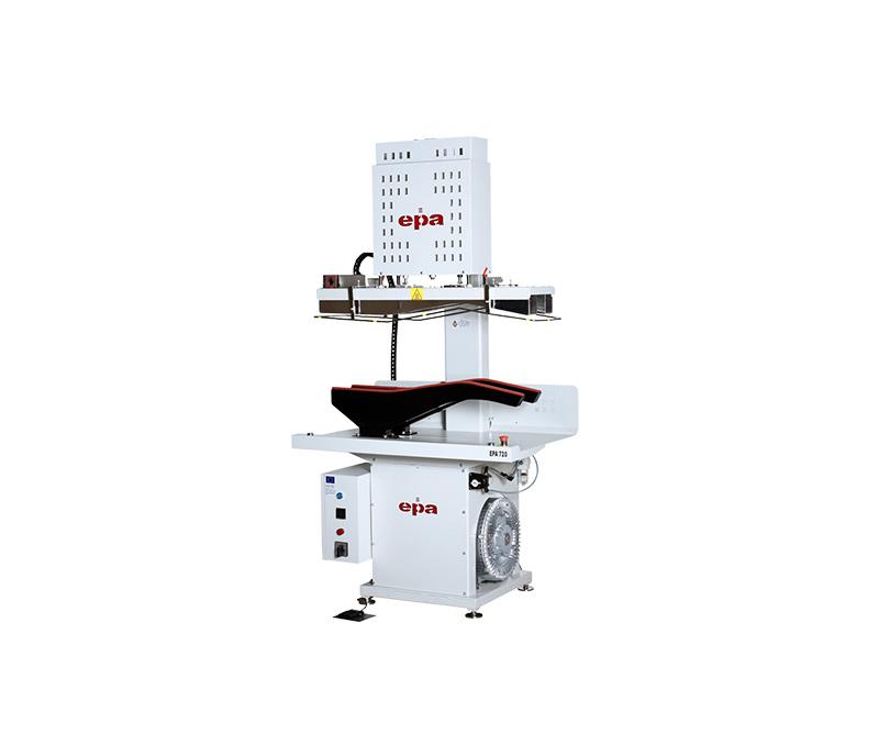 EPA 720 – Shirt Side Seam Press Machine