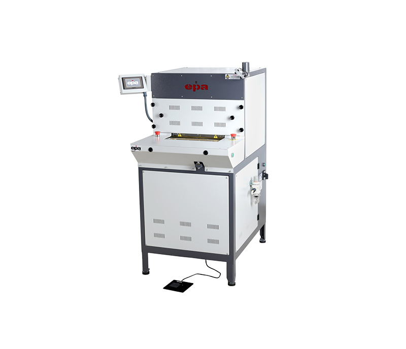 EPA 203 Pressing Machine for Sleeve Plackets